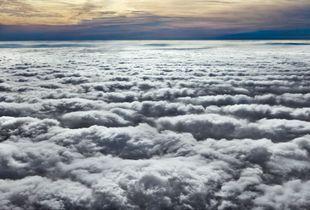 Cloudscape over Massachusetts