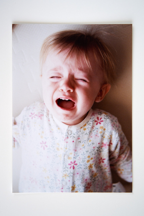 Tantrums are on our daily menu