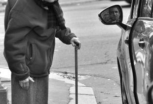 Taxi pour une vieille dame