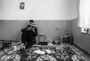 student dormitory, Maragheh, Iran, 2016