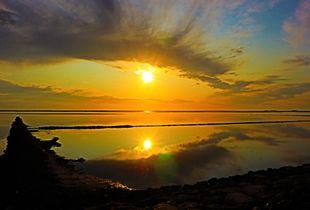 Sunset-Mirror