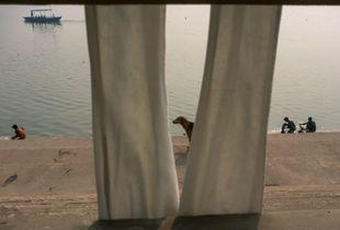 On the Ganges - Varanasi
