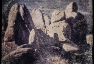 Rocks at Ghost Tree