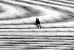 'Alone'[Paris]