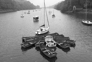 Rudyard Lake, Staffordshire, UK