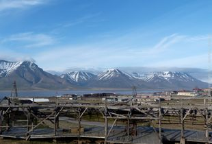 svalbard landscape IX