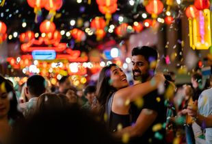 Chinatown Nights, A Magical Moment