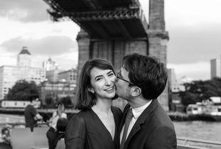 A Kiss From Brooklyn Tom