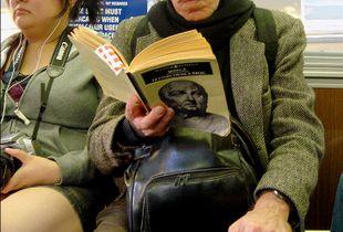 Man Reading Seneca