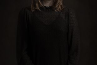 the portrait - Eline