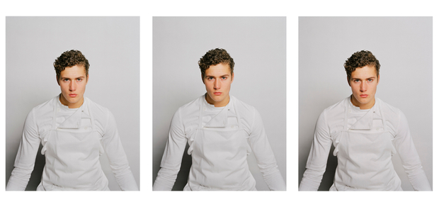 Untitled (Butcher Boys) Portrait Number 375