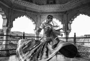 A dançarina de Jaipur
