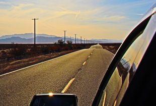 Tour in to the California sun