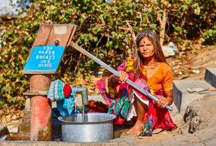 India. Retratos
