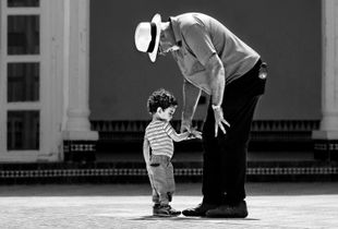 Bond between the young and old