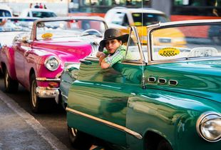 Glamour Girl Taxi