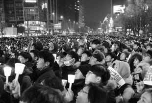 Candlelight Revolution #1