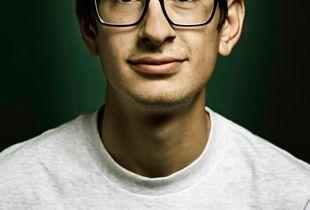 Faces of Emerging Men - Carlos, 18 - Graduate