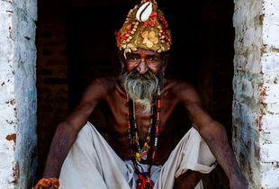 Mithoo, the shaman
