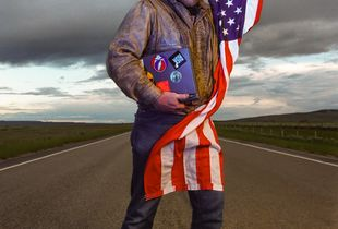 John Perry Barlow, internet cowboy