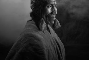 Quechua Holy Man #1
