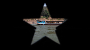 A journey at Mekong River