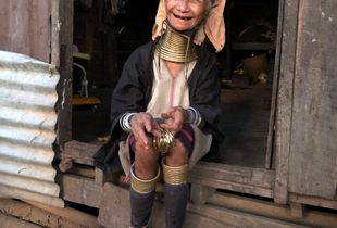 Meanwhile back in Myanmar: Welcome to my Home 1