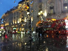 Rainy Eve