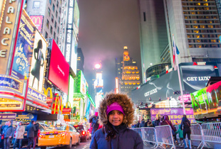 Little Girl in the Big City