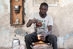 'Made in Senegal' - Cheikh Seye