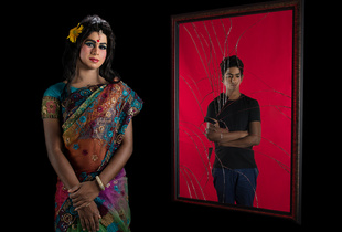 Sheela:   If God made me a boy physically then why my mind always dreams like a girl? Can u solve this puzzle of my life !!!