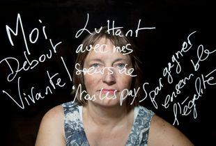 Pascale Martin for portrait-parole