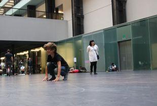 12:30pm The Tate Modern