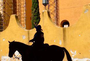 Policia-San Miguel de Allende, Guanajuato, Mex