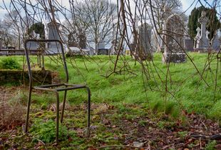 Cashel Cemetery, Newtowncashel, Co Longford, Ireland.