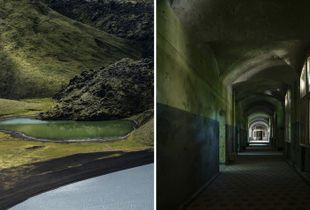 From the series of silence_diptych_01