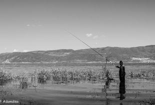 Dali's fisherman