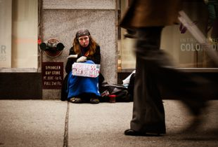 Nicole - Homeless