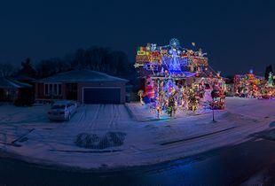 The DeSario Family Display-North York-Ontario
