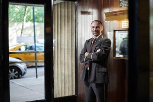 Vasil, the doorman