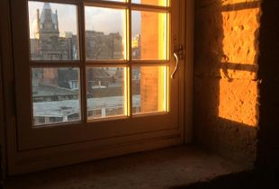 The Shadowed Window