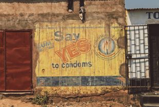 Say yes to condoms