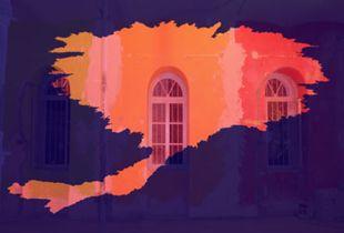 Orly Aviv Art  Flowing in the wind