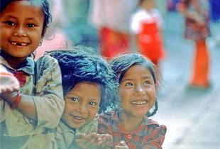 Children of Nepal