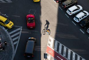 Below the Prague Towers: Shadow Rider