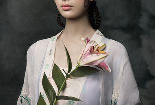 Ancient Chinese Portrait
