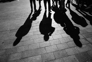 Bratislavian Street Shadows Walking Group