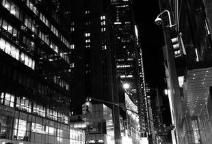 Late night New York Walks