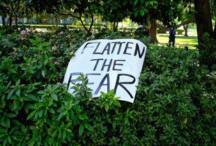 Flatten the Fear