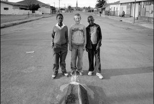 Three Boys in Tweeling